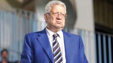 صورة منع رئيس نادي الزمالك من حضور ست مباريات