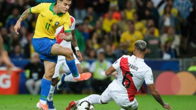 Photo of البرازيل وبيرو تعيدان نهائي كوبا أمريكا