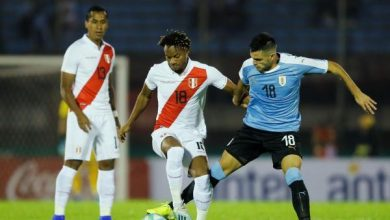 Photo of أوروجواي تثأر من بيرو بانتصار ودي