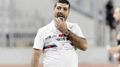 صورة مدرب حرس الحدود سعيد بالفوز ويطالب الاتحاد المصري بالالتزام