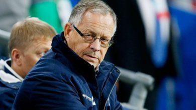 صورة لاجرباك يمدد عقده في تدريب المنتخب النرويجي