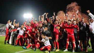 صورة بالصور: الفرحة البحرينية الأولى في بطولات الخليج
