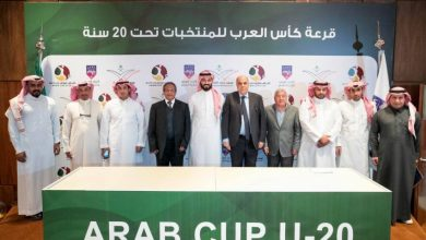 Photo of القرعة تحسم مجموعات كأس العرب للشباب