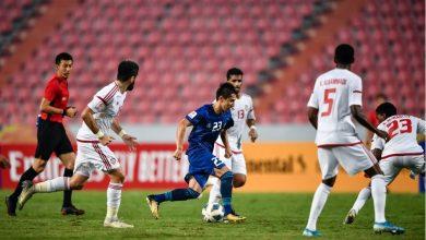Photo of أوزبكستان تقسو على الإمارات وتتأهل للمربع الذهبي