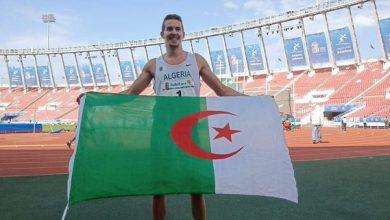 Photo of بطل الجزائر يتطلع للتتويج بميدالية