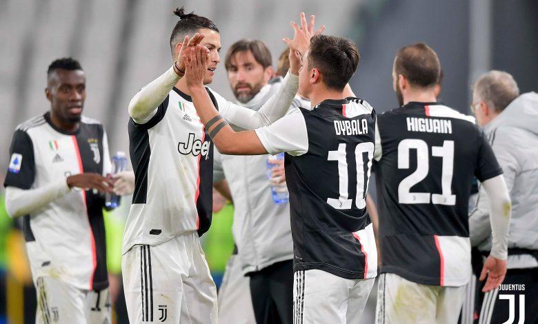 صورة يوفنتوس يحلم بلقب الدوري الإيطالي