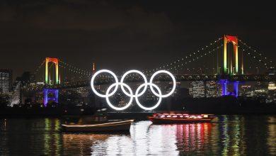 Photo of إزالة النصب العائم لأولمبياد طوكيو