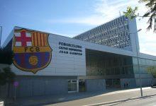 Photo of برشلونة يتبرع بثلاثين ألف كمامة