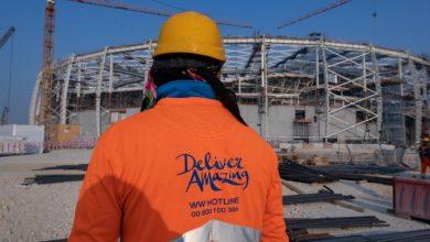 Photo of الإرث تؤكد حرصها على سلامة العاملين بمشاريع المونديال