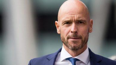 Photo of مدرب أياكس يعرب عن أسفه لإلغاء الدوري الهولندي