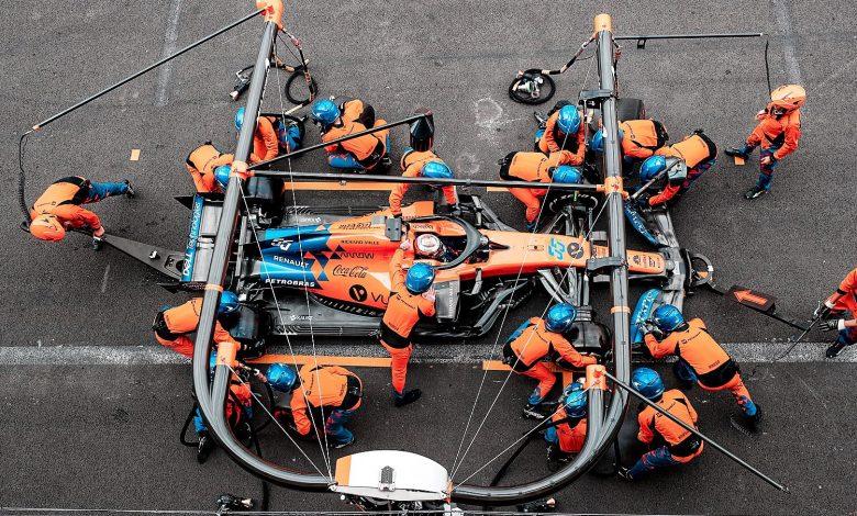Photo of مكلارين أول فريق في فورمولا-1 يتخذ إجراءات