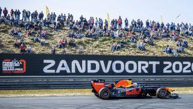 صورة إلغاء سباق الجائزة الكبرى الهولندي لفورمولا-1