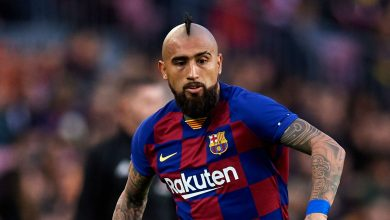 صورة برشلونة يؤكد انتقال فيدال إلى إنتر