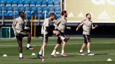 Photo of ريال مدريد يبدأ الأسبوع الثالث من التدريبات