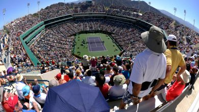 Photo of السماح للجماهير بحضور فعاليات بطولة التنس