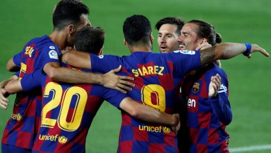 Photo of برشلونة يطيح بإسبانيول