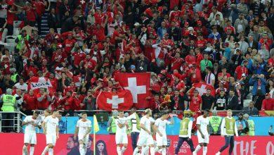 Photo of سويسرا تواجه كرواتيا وبلجيكا وديا