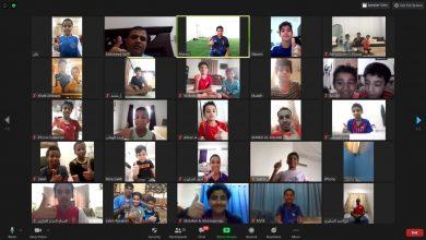 Photo of 27 سباحا في تدريبات الأشبال