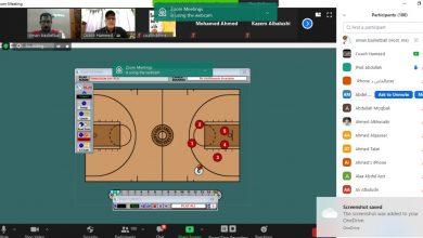 Photo of السلة يختتم الورشة الرابعة لتأهيل المدربين