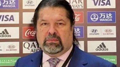 Photo of وفاة رئيس الاتحاد الفنزويلي بشكل مفاجئ