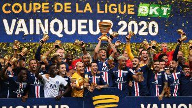 Photo of سان جيرمان يحرز كأس الرابطة الفرنسية
