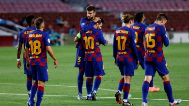 Photo of برشلونة يهزم نابولي ويتأهل لدور الثمانية