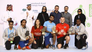 صورة انطلاق مبادرة السفراء الشباب للجيل المبهر في قطر