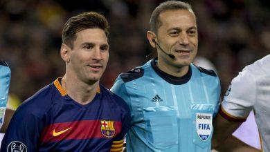 Photo of شاكير يدير مباراة برشلونة ونابولي