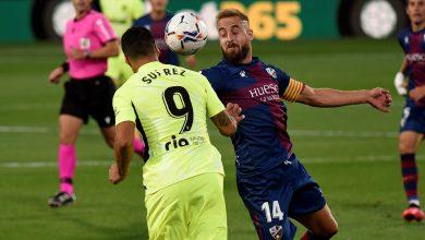 صورة أتلتيكو مدريد يسقط في فخ التعادل السلبي مع هويسكا