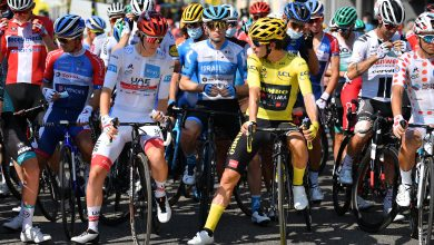 صورة سلبية جميع عينات السائقين في سباق تور دي فرانس