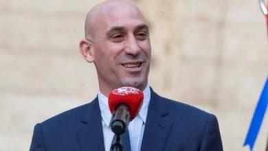 صورة روبياليس المرشح الوحيد لرئاسة الاتحاد الإسباني