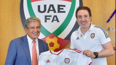 صورة بينتو: جئت إلى الإمارات من أجل المونديال