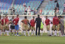 صورة لاعبو ماينز يرفضون التدريب