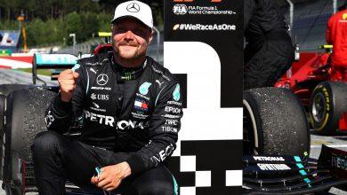 صورة بوتاس يفوز بسباق جائزة روسيا الكبرى لفورمولا-1