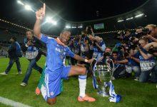 صورة دروجبا يتسلم جائزة رئيس اليويفا لإنجازاته في ملاعب كرة القدم