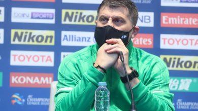 صورة ميلويفيتش: نحترم جميع المنافسين