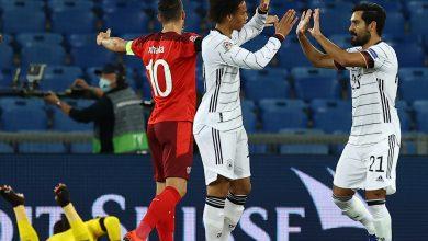صورة سويسرا تتعادل مع ألمانيا في دوري أمم أوروبا