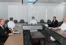 صورة لجنة التخطيط والمتابعة بالأولمبية العمانية تبحث الملفات المؤجلة