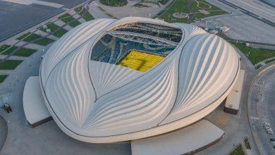 صورة تقرير للجنة العليا يسلط الضوء على جوانب الاستدامة في استادات مونديال قطر 2022