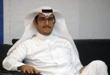 صورة العفالق رئيسا لرابطة الدوري السعودي