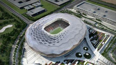 صورة استاد المدينة التعليمية لمونديال قطر 2022.. قصة تروي هندسة سقف الماسة المونديالية