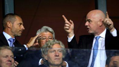 صورة الفيفا واليويفا يعلنان موقفهما من دوري السوبر الأوروبي