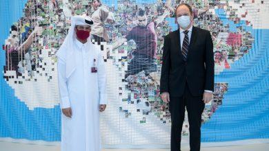 صورة سفير بلجيكا في الدوحة يشيد باستعدادات قطر لاستضافة مونديال 2022