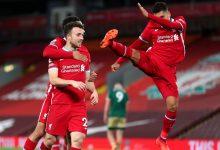 صورة ليفربول يزاحم إيفرتون في صدارة الدوري