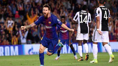 صورة برشلونة يواجه اليوفي بدون كوتينيو وشتيجن وبيكيه