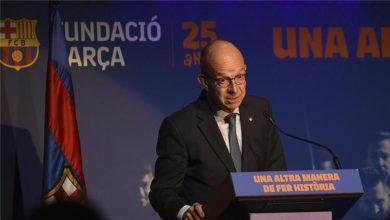 صورة نائب رئيس برشلونة: من المستحيل إجراء الاستفتاء في 1 أو 2 نوفمبر