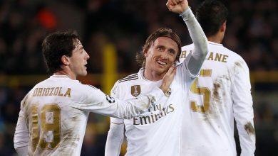 صورة مودريتش: بالتأكيد أريد الاستمرار في ريال مدريد