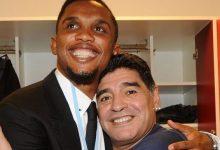 صورة إيتو: ما فعله مارادونا في كرة القدم ينتمي لكوكب آخر