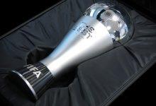 صورة تعرف على المرشحين لجوائز الفيفا للأفضل