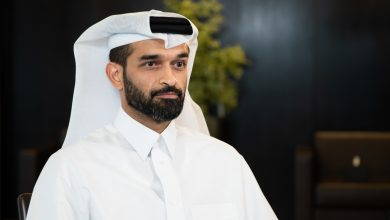 صورة الأمين العام للجنة العليا للمشاريع والإرث يشارك في فعاليات قمة الدوحة للمدن الذكية